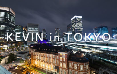 KEVIN in TOKYO